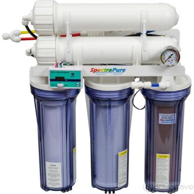 SpectraPure Cspdi 2:1 Manual Flush 180 gpd ro/di System by SpectraPure]