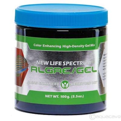 New Life International Algae Enhanced Gel Mix 120gr. by New Life Spectrum]