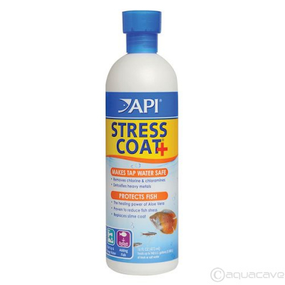 API Stress Coat MARINE 16 Oz. by API]