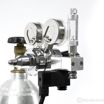 SR Aquaristik Aquarium Dual Stage CO2 Regulator Kit