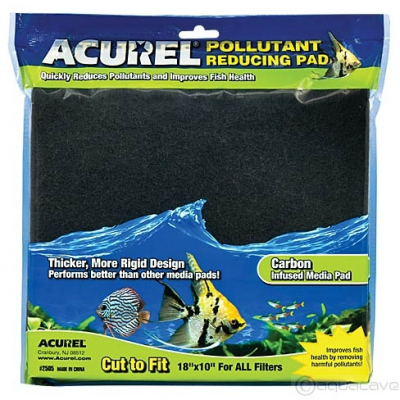 Acurel Carbon Infused Media Pad 10x18