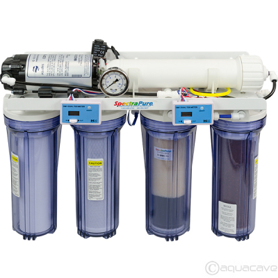 Spectra Pure MaxCap 1:1 Ultra Low Waste Water Ratio RO/DI System - MMC-RODI-100-PPLUS by SpectraPure]