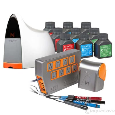 Neptune Systems Bundle - Apex TRIDENT, Apex Aquarium Controller Kit and 6 Month TRIDENT Reagent Kit by Neptune Systems]