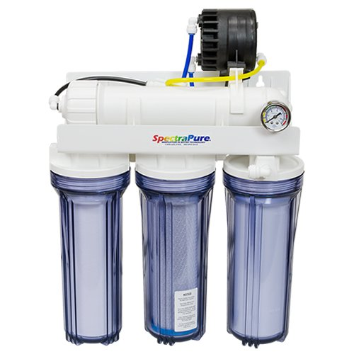 Drinking Water System 4 Gallon Tank and Air Gap Faucet by SpectraPure]