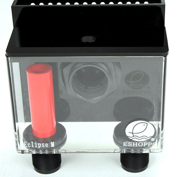 Eshopps Eclipse M Internal Overflow Box Kit, Medium by Eshopps Inc.]
