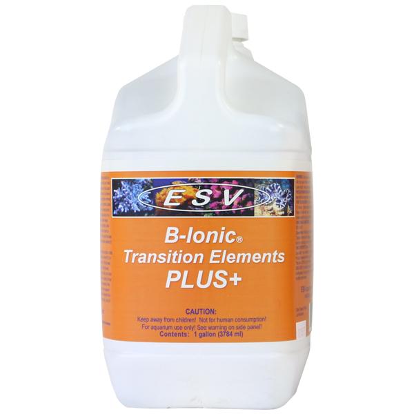 ESV B-Ionic Transition Elements + PLUS 1 Gallon by E.S.V.]