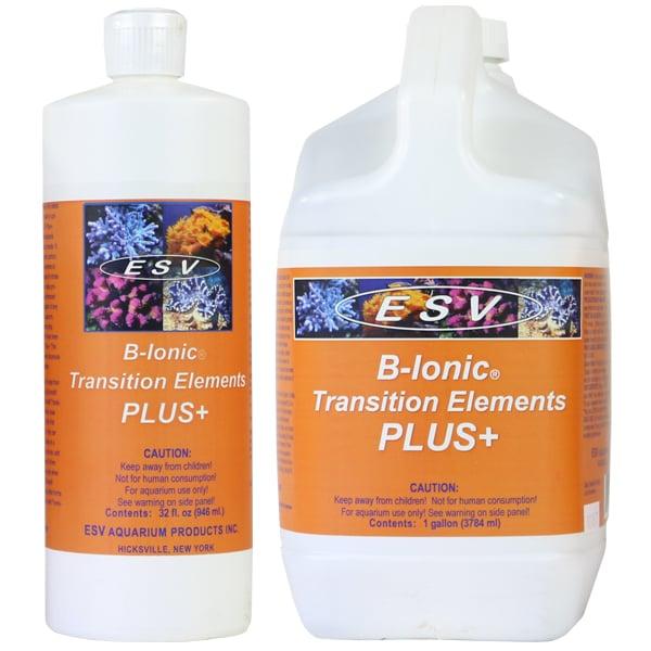 ESV B-Ionic Transition Elements + PLUS by E.S.V.]