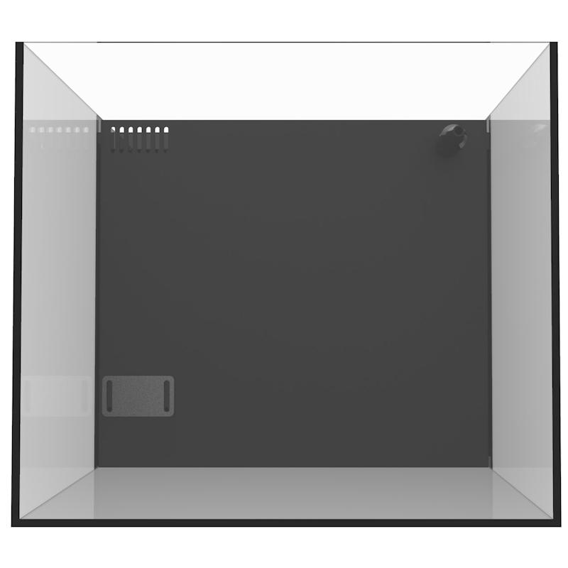 Fiji Cube 22.4 Gallon Cube Rimless AIO Glass Nano Tank