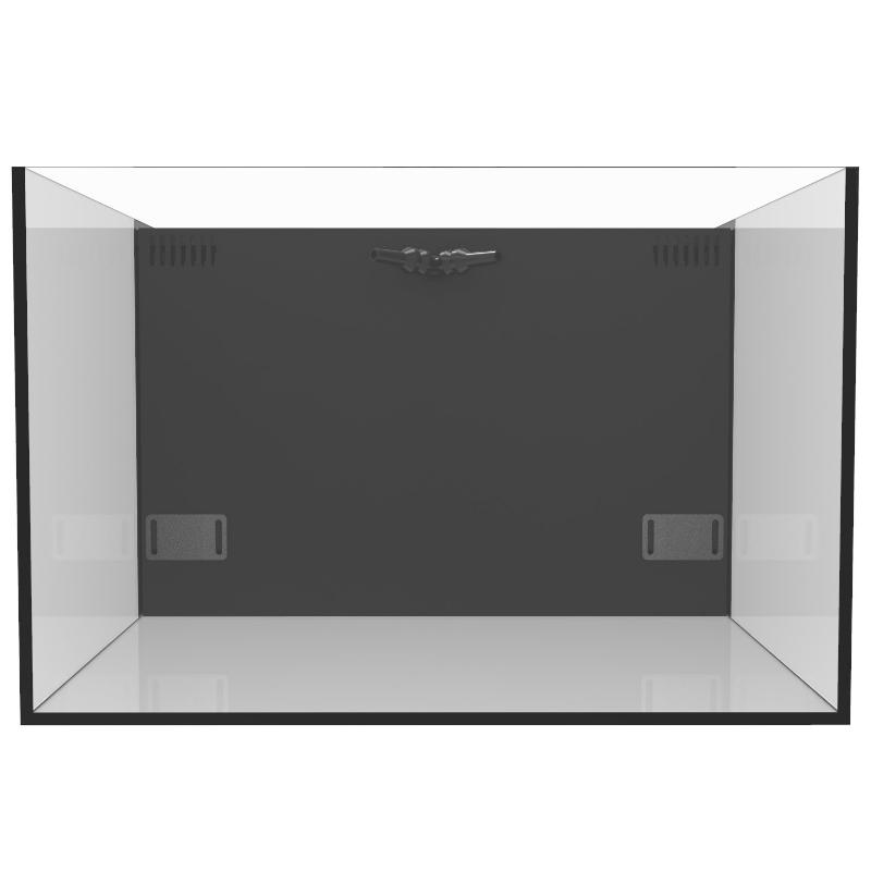 Fiji Cube 32 Gallon Rimless AIO Glass Nano Tank