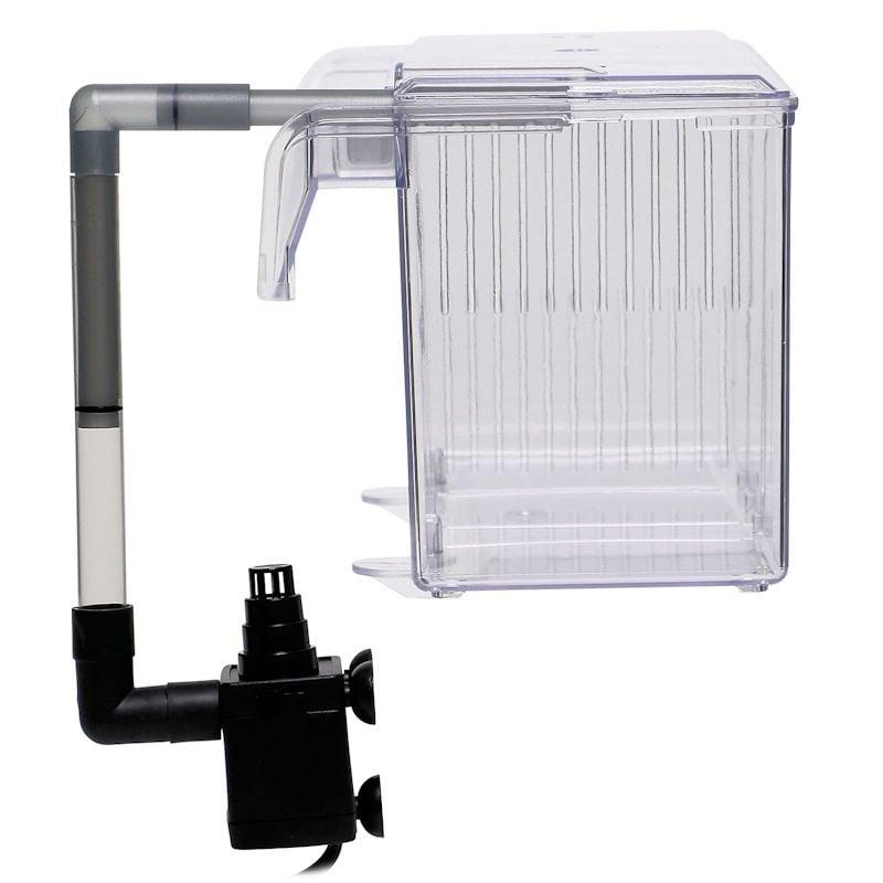 Finnex Hang-On-Back  Breeding Box - Refugium with Powerhead AND LED FugeRay Light Fixture