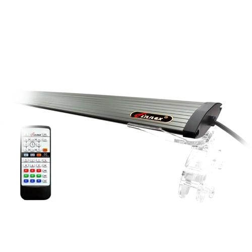 Finnex Planted Plus 24/7 CC Customizable LED Fixture - Gun Metal by Finnex]
