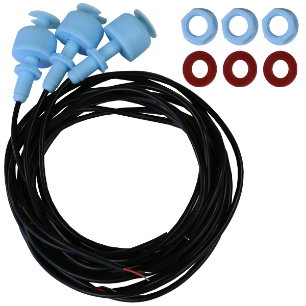 Simplicity Float Switch Kit for Dosing Container (3-Pack)