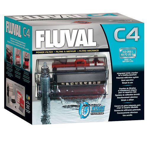 Fluval C4 Power Filter by Hagen]