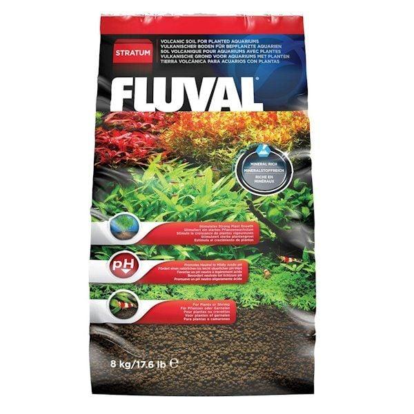 Fluval Plant and Shrimp Stratum 8.8 lb. by Hagen]