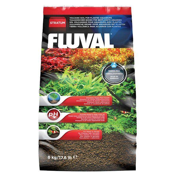 Fluval Plant and Shrimp Stratum 17.6 lb. by Hagen]