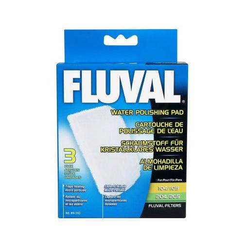 Fluval 304/305/404/405 Water Polishing Pad (3/Pack)