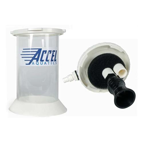 Accel Aquatics BioPellet and Filter Media Reactor - FR-16 by AquaCave]
