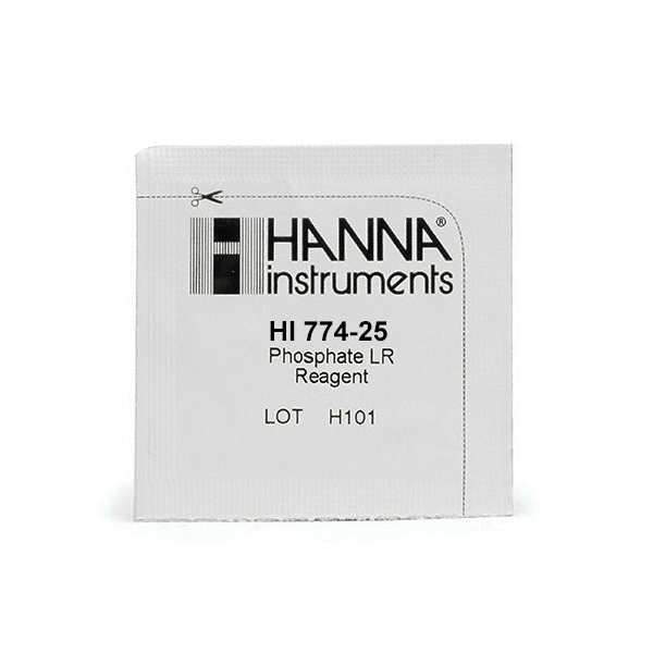 Hanna HI774-25 Ultra Low Range Phosphate Checker Reagents