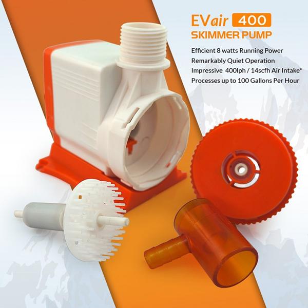 IceCap K1-130 Protein Skimmer by IceCap, Inc.]