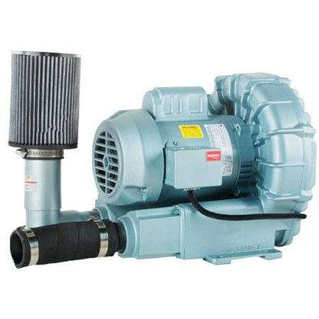 S11 Sweetwater Regenerative Blower 1/8HP by Sweetwater]
