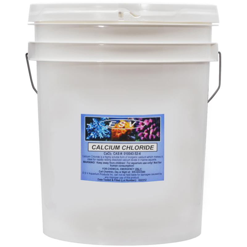 ESV Calcium Chloride by E.S.V.]