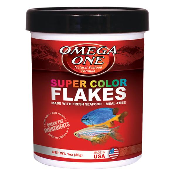 Omega One Super Color Flakes