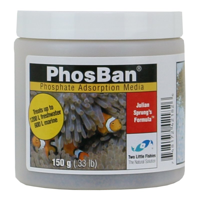 PhosBan GFO Phosphates Removal Media by Two Little Fishes]