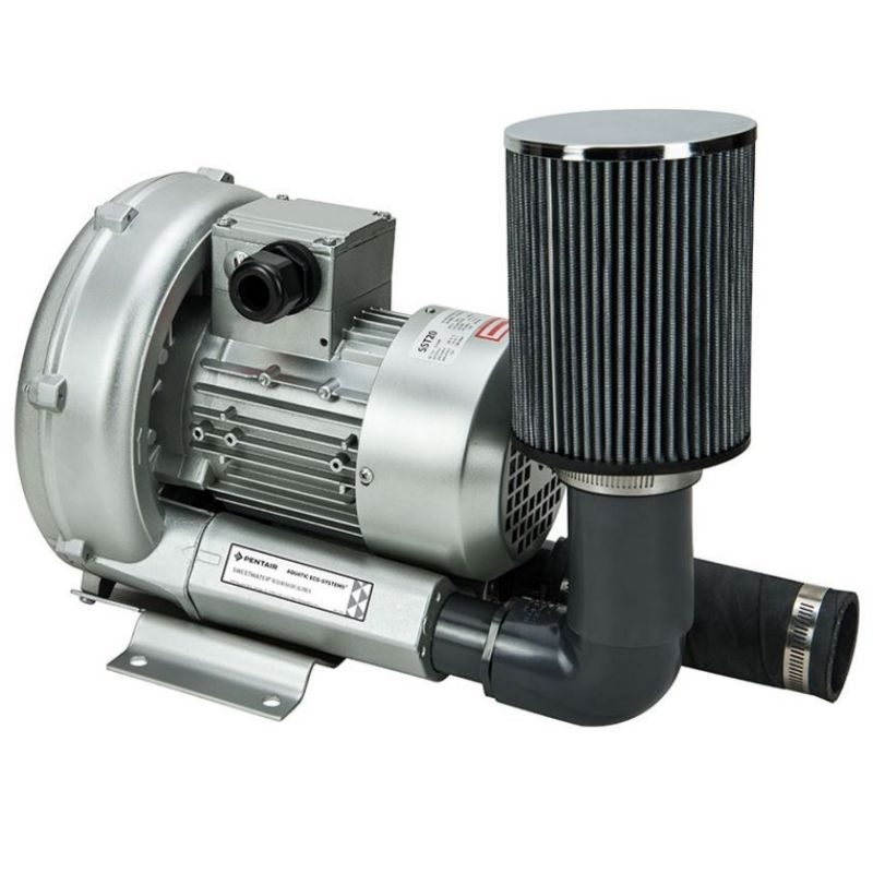 SST20 Sweetwater Series 2 Regenerative Blower 0.6HP, 3-Phase by Sweetwater]