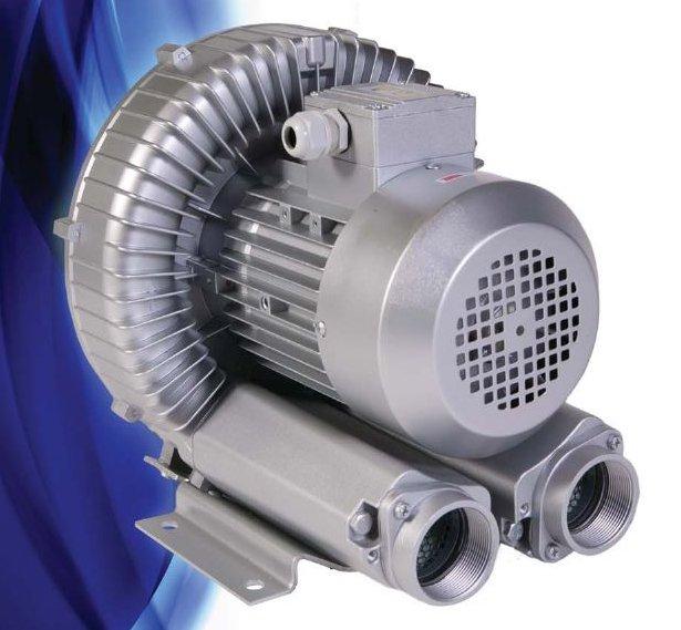 Atlantic Blower AB-850 Regenerative Blower 10.0HP by Atlantic Blowers]