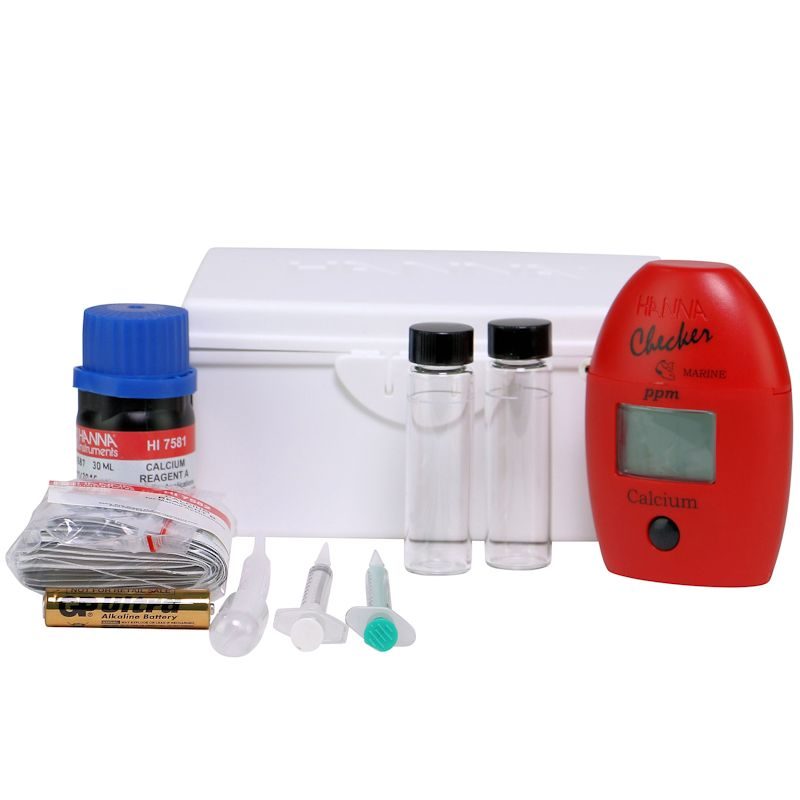 Hanna HI758 Marine Calcium Checker by Hanna Instruments]