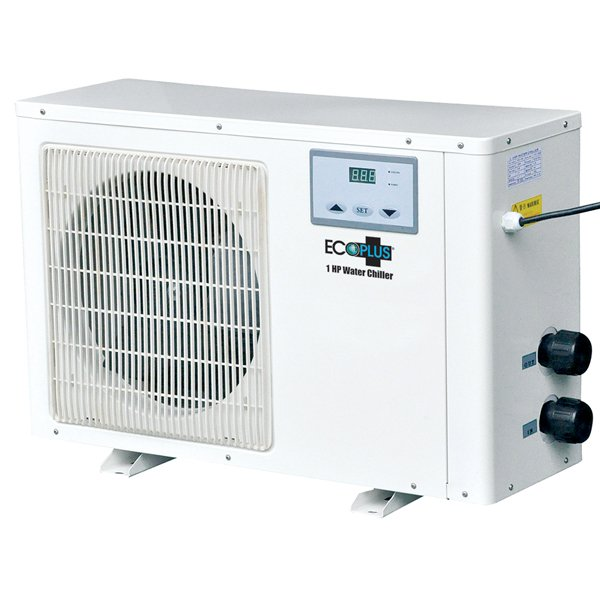 EcoPlus Commercial Grade 1 HP Water Chiller by EcoPlus]