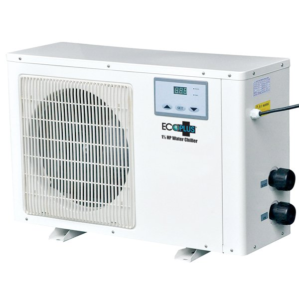 EcoPlus Commercial Grade 1.5 HP Water Chiller by EcoPlus]