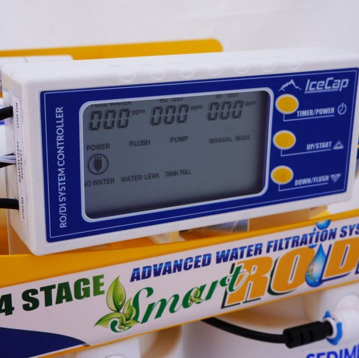 IceCap Smart RO/DI System 100 gpd by IceCap, Inc.]