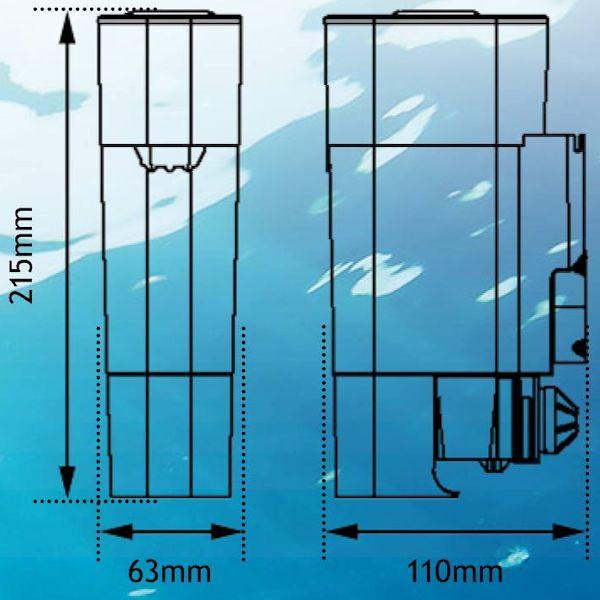 Tunze DOC 9001 Nano Protein Skimmer by Tunze]