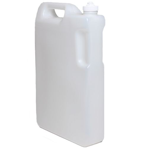 5 Liter Space Saver Deluxe Dosing Container by AquaCave]