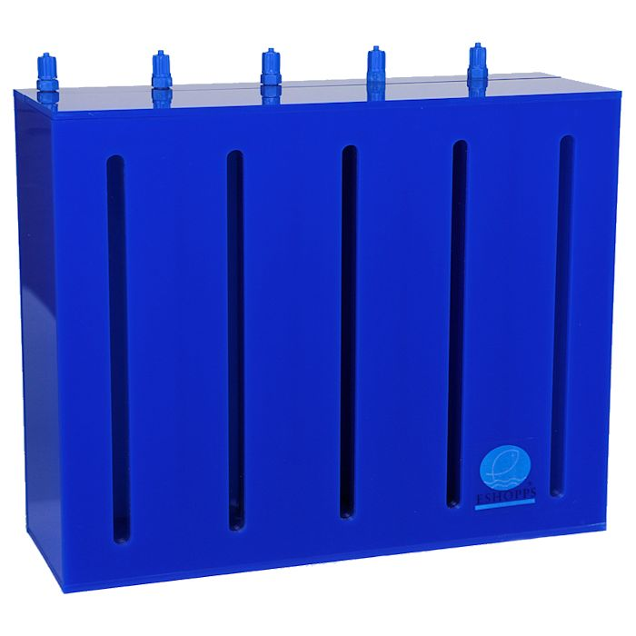 Eshopps Dosing Container 5.0, 5 x 2 liter Chambers by Eshopps Inc.]