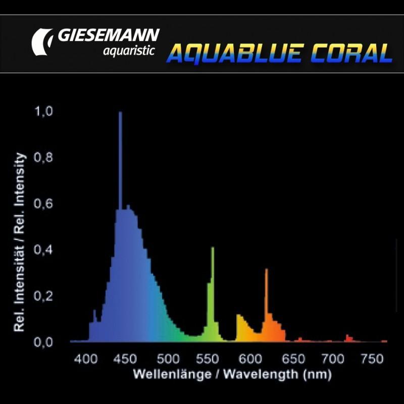 Giesemann Aqua Blue Coral T5 Bulbs by Giesemann]