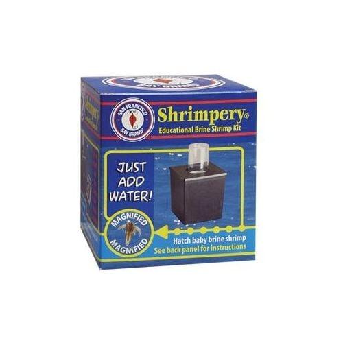 Bay Brand Shrimpery, Brine Shrimp Hatchery by AquaCave]