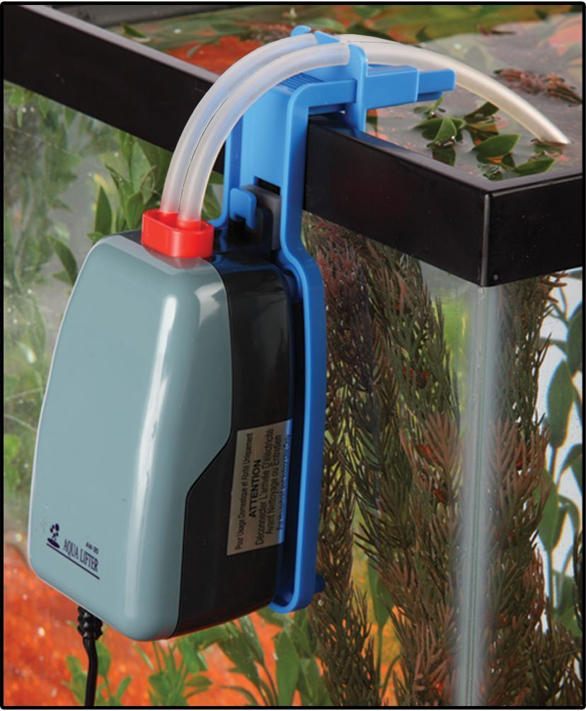 Holder for Aqualifter Pump by Tom Aquarium Products]
