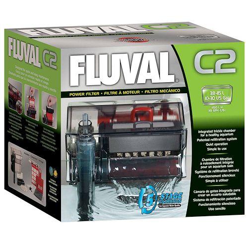 Fluval C2 Power Filter by Hagen]