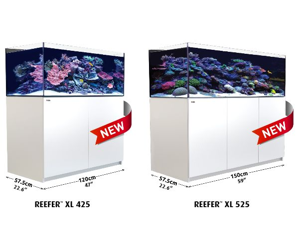 Red Sea Reefer 425 XL, 112 Gal. Aquarium Kit, White by Red Sea]