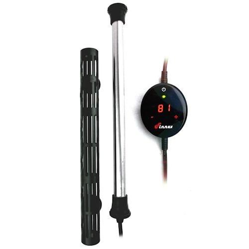 Finnex HMX 100W Titanium Heater with Touch Digital Controller