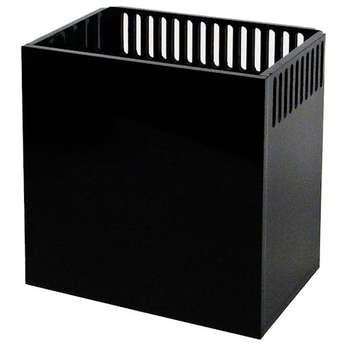 CPR RSS05DX Deluxe Internal Overflow Box with Back Plate, 6.375