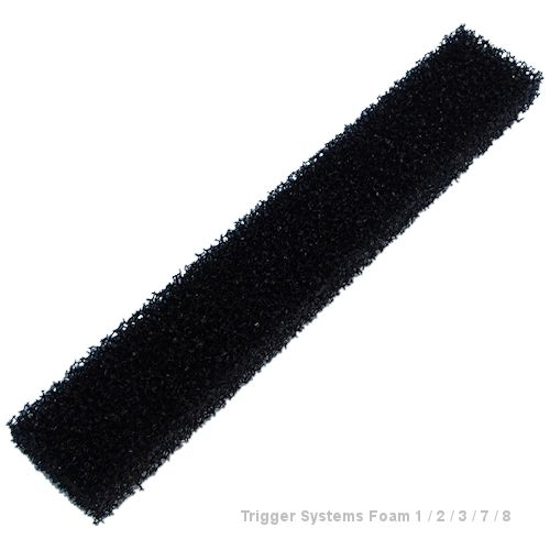 Trigger Systems Foam Filters by Trigger Systems]