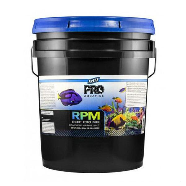 Fritz PRO R.P.M Salt Mix 48 lb Bucket (180 Gal) by Fritz]
