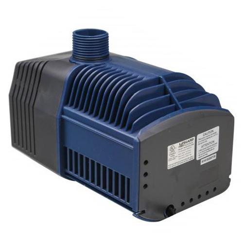 LifeGard Quiet One Pro 6000 Pump 1876 GPH