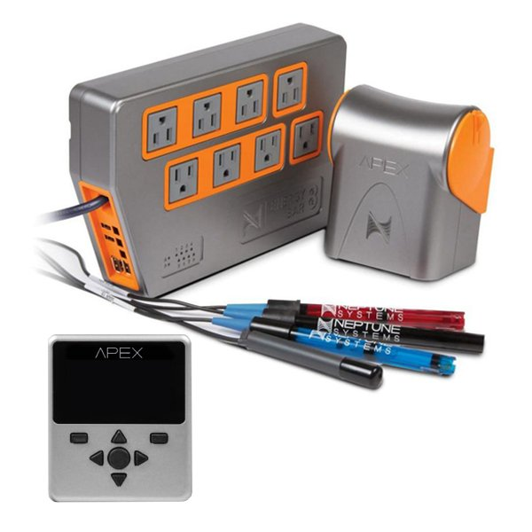 Neptune Systems Apex Controller Kit with Silver Display by Neptune Systems]