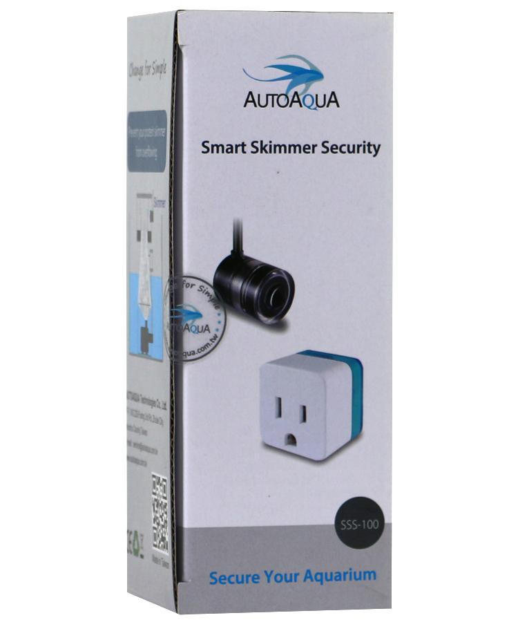 Smart Skimmer Security by AutoAqua]