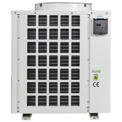 Teco TK-8K Heat Pump 3.5 HP, 240V-60Hz, 1 phase by TECO us]
