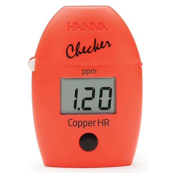 Hanna HI702 High Range Copper Checker by Hanna Instruments]